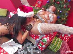Рождественские Головоломки с лондонского Кейса и Джейден Джеймс