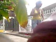 LAMPEGGIARE 214 Mature che guarda il mio uccello