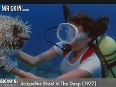 Undervattensnakenscener nakenscenerna