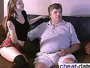 Chelcee Clifton fucks not her uncle Matt - Affair from CHEAT