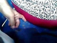 Touch herkullinen perseeseen mummi MILF bussissa 3