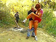 Rita - babe Germania penetrata da FB ed forestiero