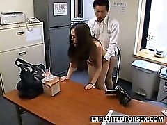 Blackmailed young Wife 6