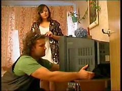 Reparatur tv Mann Russian Teil eins