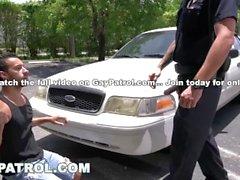 GAY PATROL - Happy Ending Hieronta murrettu Aggressiivinen Poliisit