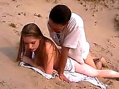 Nude Beach - Anal Sex on the beach