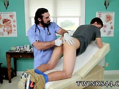 Suck anal photo free gay first time Doctors' Double Dose