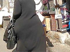 Asno Arabe cándido - Big del extremo - calle de Voyerista - botín de maduro