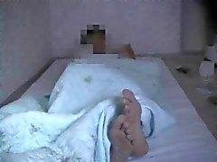 Coreana di massaggio Salone di camma nascosta