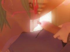 Elfenbein Turm - SUIKA Das Unsichtbare Mädchen (3D Hentai)