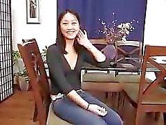 Geleneksel Çince Girl Evelyn'in Lin İlk Defa hesaplanan