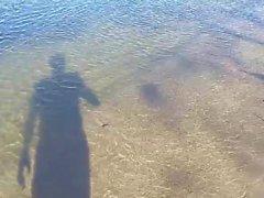 coppie Brazillian del diverte sulla spiaggia di Part 2
