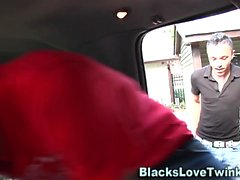 Amateur pounded by bbc