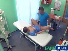 FakeHospital Doctor trotes sua enfermeira