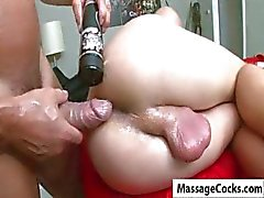 Massagecocks Muscule Volwassen Fucking