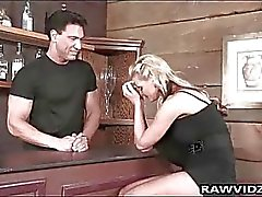 Raw Anal Voor Busty Blonde