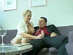 Duitse chubby mature Bea Dumas
