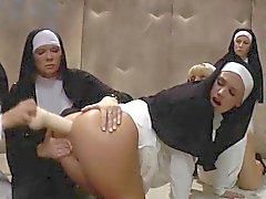 Lesben Nonne Arschfick Sünderin