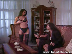 Italian Amateur Threesome Terzetto