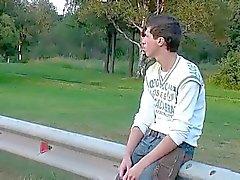 Parkında Aşk