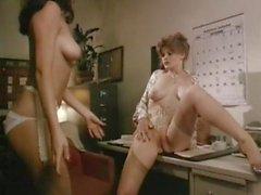 Lisa De Леу с Bridgette Monet !