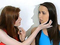 Behaarte Lesben in der Nylonhose Geschlechtsbestimmung von