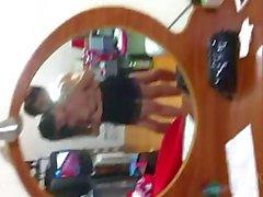 对 镜子 打炮 format FLV
