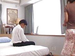 Tesão bebês maduros japoneses chupar