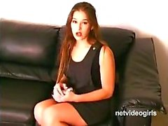 netvideogirls - Violet Calender Audition