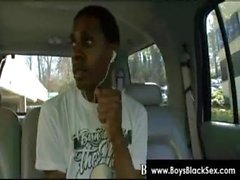 Siyahlar Thugs Kopma Aşağı Sissy The White Erkek sabit 17.