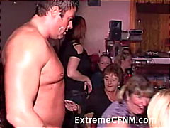 Wives at strip show