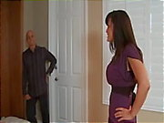 Threesome with Lisa Ann and Ahryan Astin