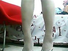 Dirty Kinas webbkamera Flicka