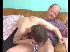 Mature cunt needs cock