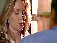 Michelle Pfeiffer in hot love scene