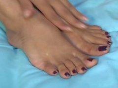 Feet Nataly di Bueno