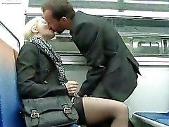 Public sex with Alicia