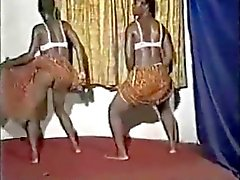 Africano Culi spettacolari Agitare