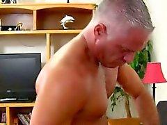Erstaunlich Homosexuell Szene Jos Ford die Art von Muskel Papi Ith