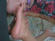 Foot Worship 24 - Teacher Loves Her Student's Feet