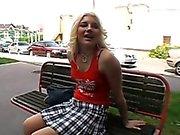 Busty darling loves giving oral-job stimulation