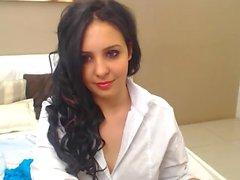 DivineMelanie webcam strip 001