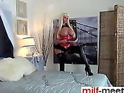 Date her at milf-meet - Dominatrix Nikita thinks youve b