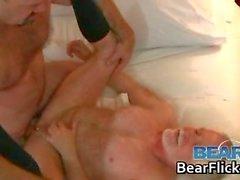 Ours gais plus âgés baise et sucer part5