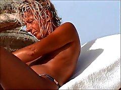 невероятного берег tПроверьте, женой Тунис топлесс