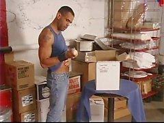 Men Hard am Arbeits - Szene 4