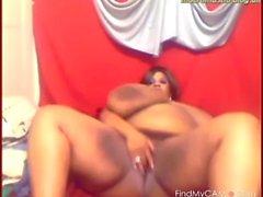 big on webcam amateur