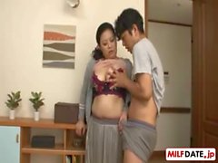 Big tits mother Free Big