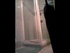 Maman sous la douche 2
