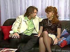 Heike Graf & för Kerstin Niemanns - Anal och Fisting orgien